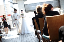 $静岡発100万円で結婚式フリーウェディングプランナー・カルロス-トニーズ挙式②