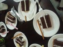 軽茶しんどろ~むのブログ-ケーキ