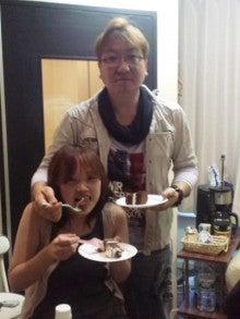 軽茶しんどろ~むのブログ-ケーキ食す2