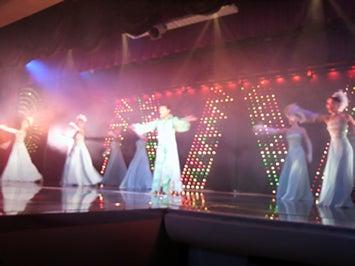 雪月花歌劇団のショー