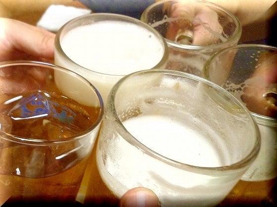 札幌にある不動産会社の経営企画室 カチョーのニチジョー-乾杯3