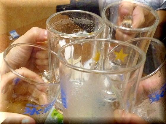 札幌にある不動産会社の経営企画室 カチョーのニチジョー-〆乾杯