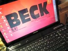 * ソメハチ ブログ-BECK