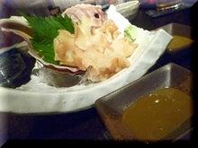 札幌にある不動産会社の経営企画室 カチョーのニチジョー-つぶ刺し 肝醤油