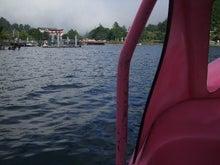 日々 更に駆け引き-中禅寺湖