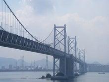Kの研究室-瀬戸大橋全景