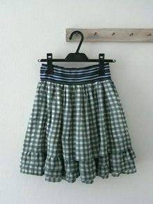放浪乙女えくすとら-jane-gingham-skirt