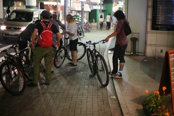 マイペンライenopy☆自転車編