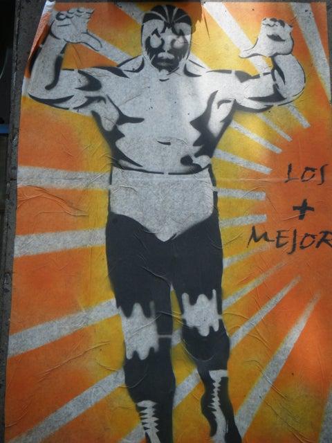 $Hiroshi OKUNO JAPAN . MEXICO-Lucha libre