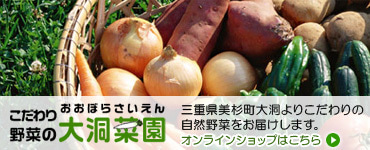 こだわりの自然野菜を全国発送でお届け。安全でおいしい野菜・山菜・お米・お茶・果物を宅配します。産地直送だから格安!5,000円以上で送料無料!