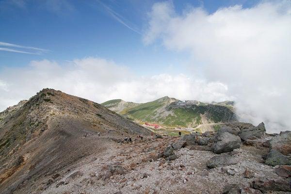 $cheltenhamのブログ-乗鞍岳