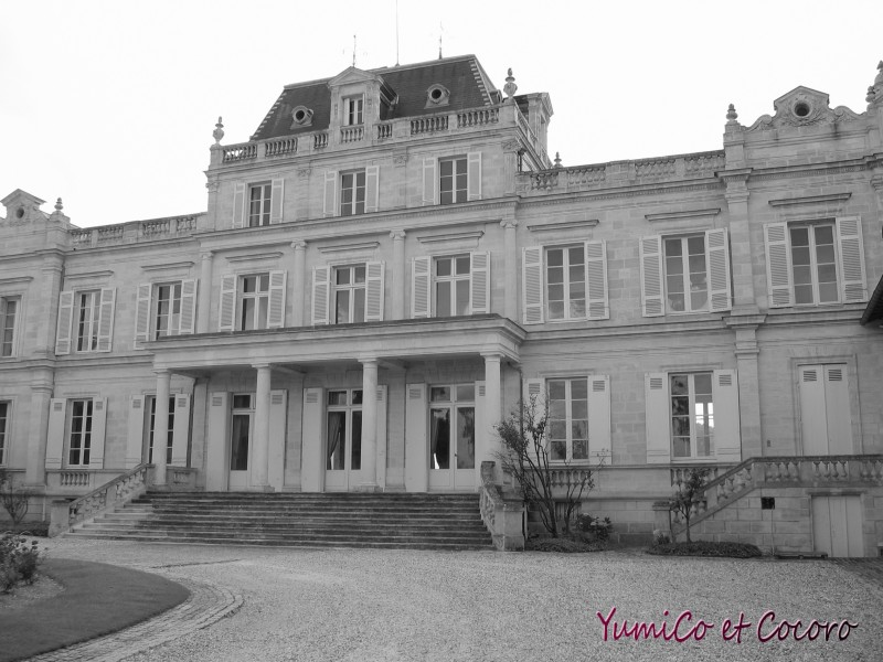 - Le blog de Paris- フランス生活,旅行記,結婚-château giscours