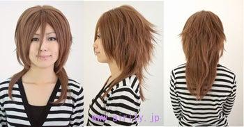 最新のヘアスタイル 髪型 ウルフ 女  PC] http//airily.
