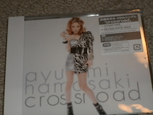 あゆ好き2号のあゆバカ日記-「crossroad」CD+DVD