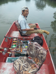 魚に遊ばれているおじさんのひとりごと