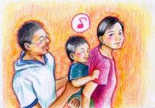 あなたの大切な家族を似顔絵に!~子育てママ絵師つれづれ日記~-#5