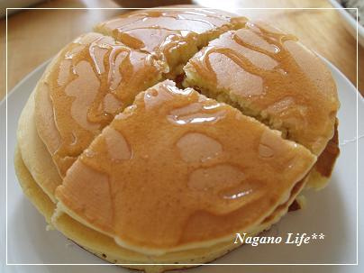 Nagano Life**-パンケーキ