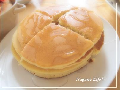Nagano Life**-ぱんけーき