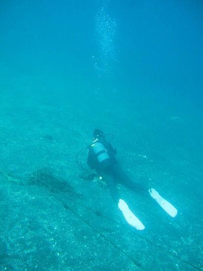 さとぴーの水中写真とか・・・-100909