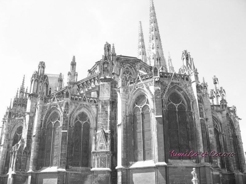 - Le blog de Paris- フランス生活,旅行記,結婚-サンタンドレ大聖堂