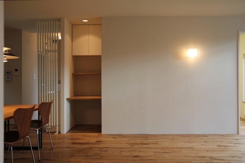 金田博道建築研究所のブログ-リビング