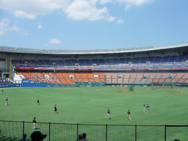 「試される大地北海道」を応援するBlog-球場