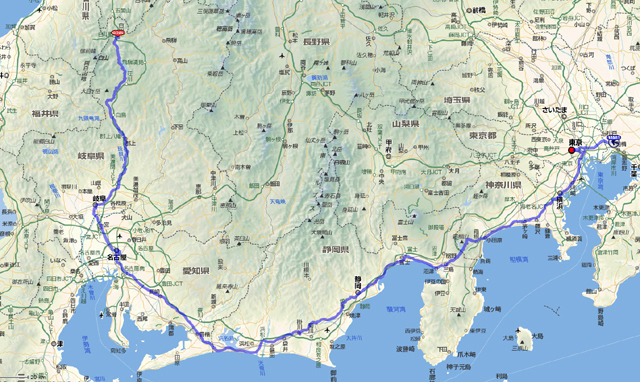 いしこうのラーメン日記-shirakawago