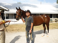 $矢作厩舎オフィシャルブログ「よく稼ぎ、よく遊べ!」Powered by Ameba-20100924-7