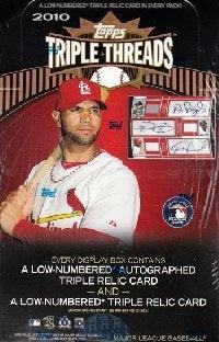 nash69のMLBトレーディングカード開封結果と野球観戦報告-2010tt