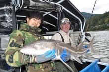 しげるの世界旅行釣行記
