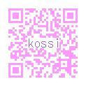 子育ておしゃべりカフェ@おおた-QRcode-pink-moji