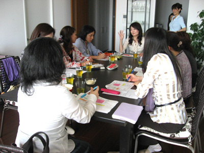 韓国料理サランヘヨ♪ I Love Korean Food-WEBメディアを活用した勉強会&ランチ交流会