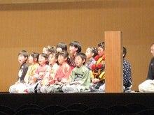 大淀町nanaのブログ-第8回 大和猿楽子どもフェスティバル