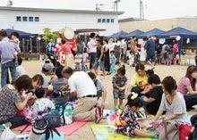 大淀町nanaのブログ-花吉野えんめい保育園の夏まつり