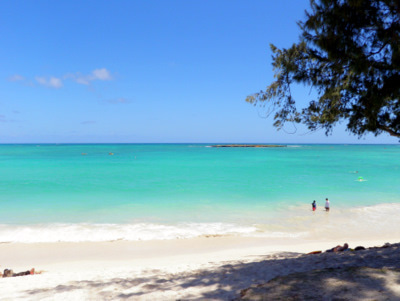 $楽園ハワイ通信 by Lani Tours-kailua beach