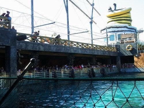 中国大連生活・観光旅行通信**-老虎灘 海獣館