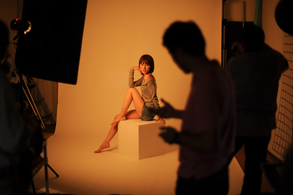 $[m-Gra Photo School] ポートレート撮影教室