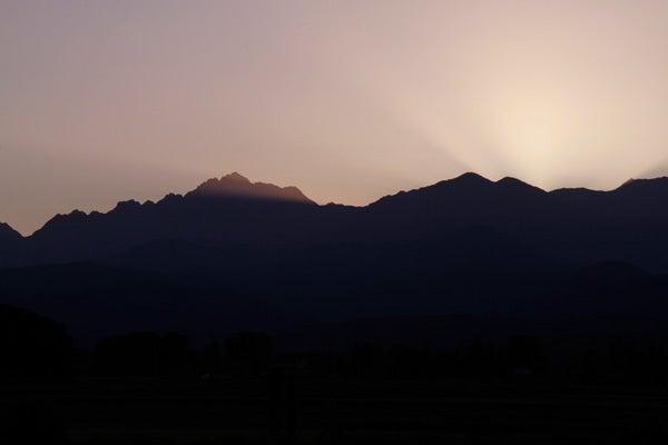 $cheltenhamのブログ-劔岳
