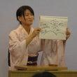 英語落語の発表会