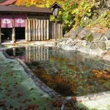 温泉にいい季節!