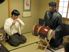 篠笛・和太鼓の「民の謡(たみのうた)」