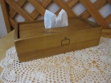 $カントリー家具&雑貨 Slow Life Garden スタッフ日記-ティッシュペーパーボックス