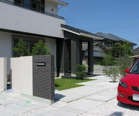 徳島県で家を建てるならサーロジック-外構写真