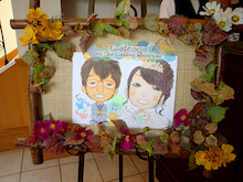 *となりのこころ*-みうかえ結婚式20100807