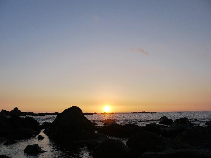 スポツスタ-室戸岬の朝日