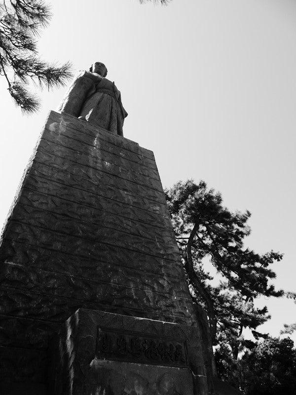 スポツスタ-龍馬像