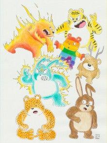 改造熊七種(2010.10.10)