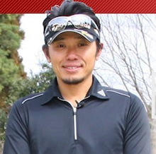 北田瑠衣のゴルフコーチ-谷将貴のゴルフレッスンDVD
