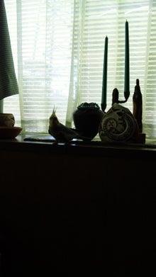 オカメインコのももちゃんと花教室と旅日記-101011_083110.jpg