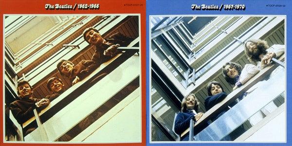 ビートルズ赤盤青盤リマスター発売記念【BEATLES目次1962-1966/1967-1970】⇒クソみてえなウンコのアメブロ批評AKB富士